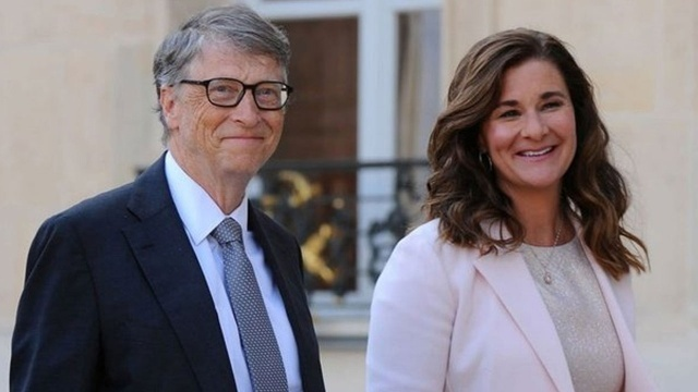 Bill Gates ile Melinda Gates boşandı serveti bölüştü