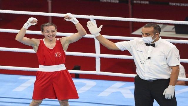 Buse Naz Çakıroğlu olimpiyat şampiyonu oldu mu? Tokyo 2020 Buse Naz Çakıroğlu boks maçı ne zaman?