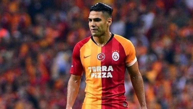 Falcao'nun Galatasaray'a verdiği zarar