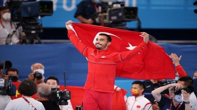 Ferhat Arıcan olimpiyat şampiyonu oldu mu? Tokyo 2020 Ferhat Arıcan cimnastik sonucu