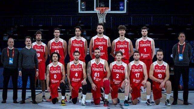 FIBA 2023 Dünya Kupası Avrupa Elemeleri: A Milli Basketbol Takımı rakibi kim?