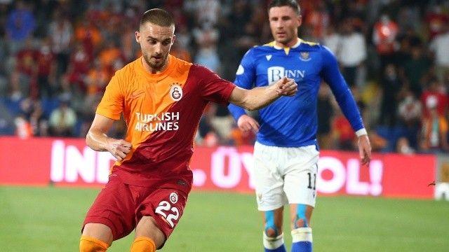 Galatasaray St. Johnstone maçı kaç kaç bitti? UEFA St. Johnstone-Galatasaray maç sonucu: 2-4