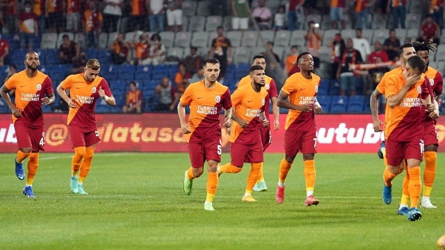 Galatasaray, St. Johnstone'u konuk ediyor