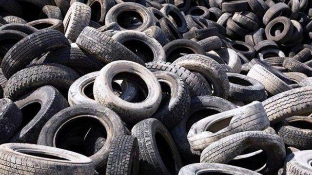 Gaziantep Valisi duyurdu: Araç lastiği yakanlara 402 bin TL ceza kesilecek