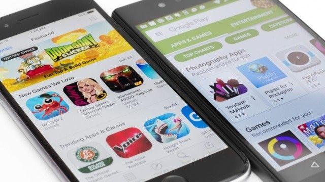 Güney Kore'den Apple ve Google'a kısıtlama