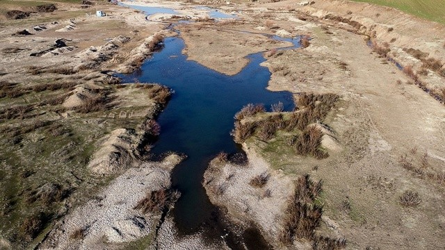 İklim Değişikliği Derneği Başkanı Bozoğlu: Dünya ısınırsa Türkiye'de yağış azalır