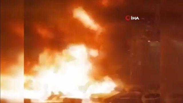 İşgalci İsrail baskında gerçek mermi kullandı: 6 Filistinli yaralandı