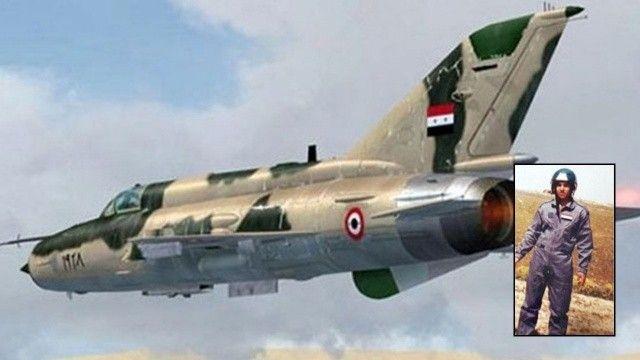 Jetiyle Esad'dan kaçan Albay Pilot: TSK'nın neferi olmak şereftir