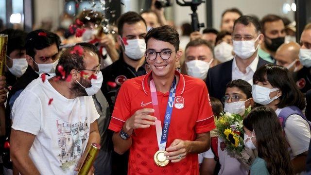 Mete Gazoz: Yeni hedefim 2024 olimpiyatlarında altın madalya