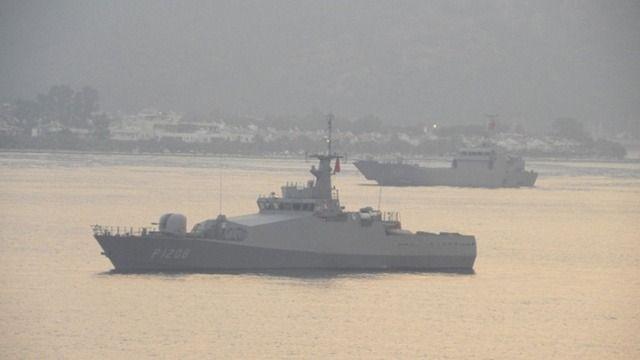 MSB'den yangınla mücadeleye destek: Muğla'ya çıkarma gemisi gönderdi