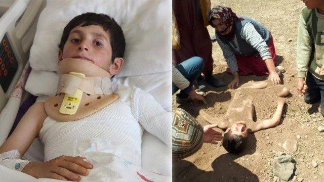 Öldü sanıp gömdüler: 9 yaşındaki çocuğun hayatını toprak kurtardı