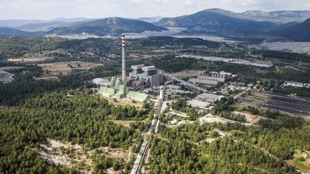 Orman yangınında facianın eşiğinden dönüldü: Termik santralde tüm önlemler alındı