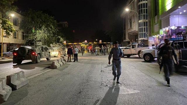Afganistan'da bombalı ve silahlı saldırı: 3 ölü