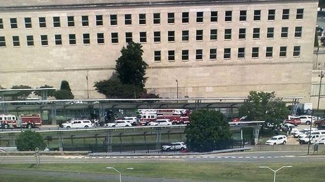 Son dakika! Pentagon yakınlarında silah sesleri!