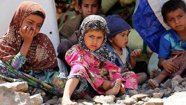UNICEF korkunç tabloyu paylaştı: Yemen'de her 10 dakikada bir çocuk ölüyor