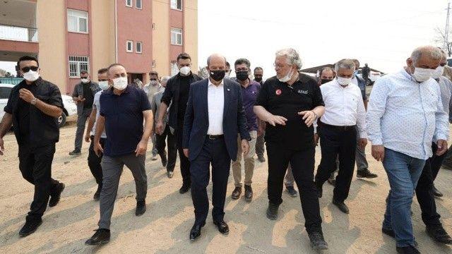 Yangından zarar görenlere devlet desteği: 10 bin TL hesaplara yattı