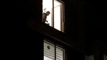 'Fransız balkon' öldürdü! 4. kattan düşen kadın feci şekilde can verdi