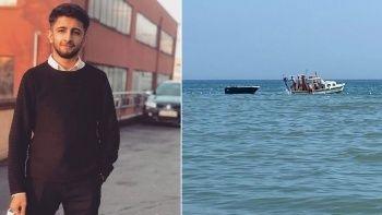 19 yaşındaki genç denizde boğuldu