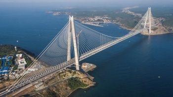 3'üncü köprünün Çinlilere satış görüşmesi askıya alındı