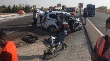 6 kişinin feci şekilde öldüğü kazada tır sürücüsü tutuklandı