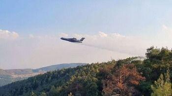 6 ülkeden Türkiye'ye yangınla mücadelede hava desteği