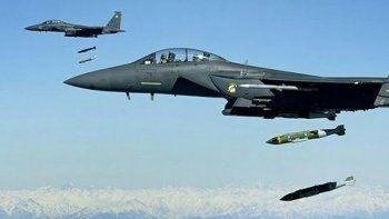 ABD DEAŞ-Horasan'ı vurdu, Taliban saldırıyı kınadı
