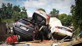 ABD'deki sel felaketinde 21 kişi öldü 20 kişi kayıp