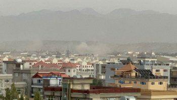 ABD'den Afganistan'da DEAŞ'a misilleme: Hedefi öldürdük