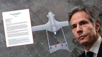 ABD'li senatörlerden Blinken'e Türk SİHA'ları için şikayet mektubu