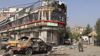 Afganistan Savunma Bakanı'na saldırıda bilanço netleşti