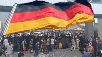 Almanya Kabil'den yalnızca 7 kişiyi tahliye etti!