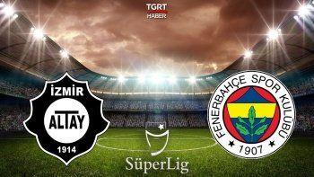 Altay Fenerbahçe maçı ne zaman, saat kaçta? İşte bilet fiyatları