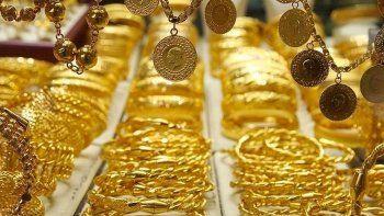 Altın fiyatları yönünü değiştirdi: Sınırlı toparlanma