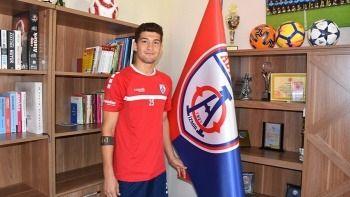 Altınordu, Anıl Arıcıoğlu ile 5 yıllık sözleşme imzaladı