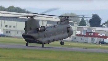 Amerika'dan Türkiye'nin orman yangınları ile mücadelesine helikopter desteği