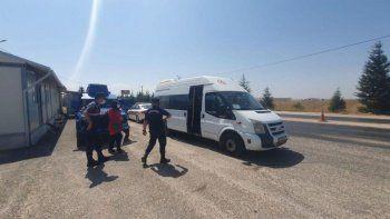 Antalya'da karantinaya alındı Eskişehir'de yakalandı