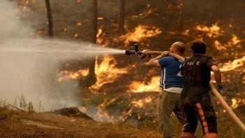 Antalya Manavgat yangınında kaçıncı gün?