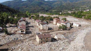 Babaçay köyünde büyük yıkım: Çoğu yok oldu