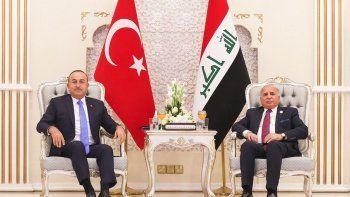 Bakan Çavuşoğlu: Irak'ta PKK'nın varlığını asla kabul etmeyeceğiz