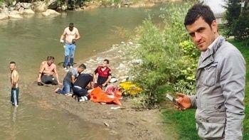 Balık tutmak için girdiği dereden cansız bedeni çıktı