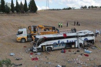 Balıkesir kazasında WhatsApp mesajları ortaya çıktı: Otobüs arızalı