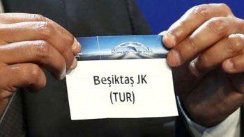 Beşiktaş'ın Şampiyonlar Ligi maç programı belli oldu