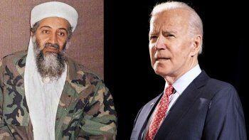 Bin Ladin'den ABD Başkanı Joe Biden'a dokunulmazlık