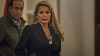 Bolivya'nın eski geçici Devlet Başkanı Anez, cezaevinde intihara kalkıştı