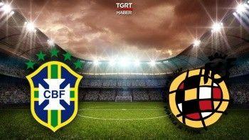 Brezilya İspanya final maçı 2021: Brezilya İspanya maçı ne zaman, hangi kanalda?