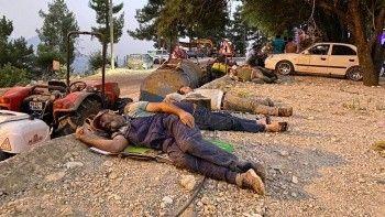 Sahip çıktıkları vatan toprağında uyudular