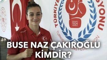 Buse Naz Çakıroğlu kimdir, nerelidir?