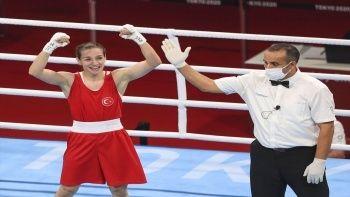 Buse Naz Çakıroğlu olimpiyat şampiyonu oldu mu?