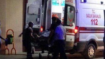 Camide kurulan taziyede korona cirit attı: 15'i ağır, 30 hasta