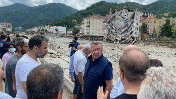 CHP'li Altay'ın 'yardım ekiplerimiz sel bölgesine sokulmadı' iddiasını Kılıçdaroğlu yalanladı